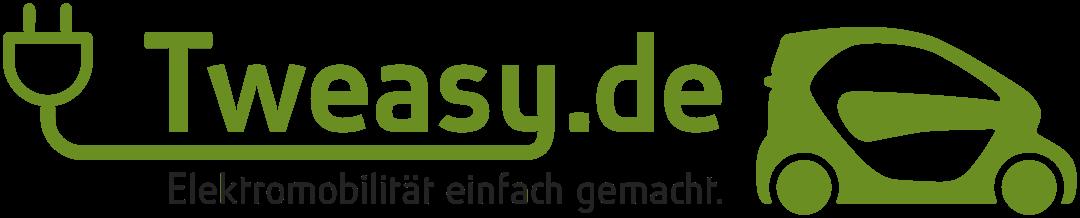 Tweasy.de – Elektromobilität einfach gemacht.